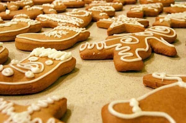 Lebkuchen-Figuren - ein Klassiker zur Weihnachtszeit