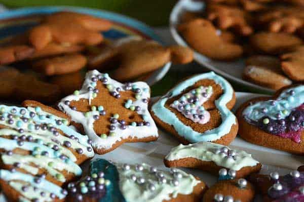 Lebkuchen - den richtigen Geschmack durch Lebkuchengewürz