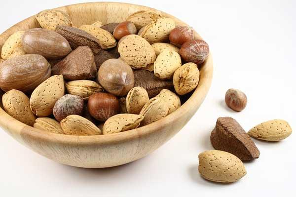 Nüsse - in vielfältigen Geschmacksrichtungen