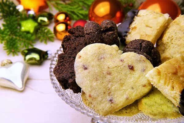 Vegane Plätzchen für die Weihnachtszeit backen